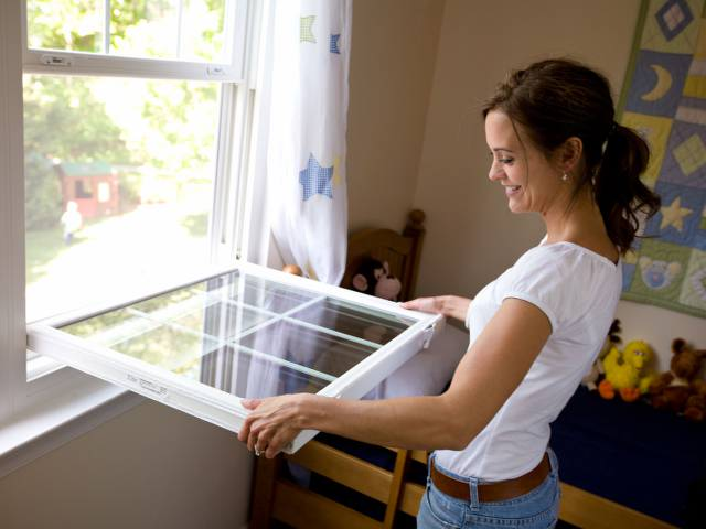 Imagine cleaning your windows with this ease!