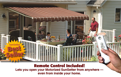 retractable awnings ABC Windows and more sunsetter retractable awnings toledo ohio