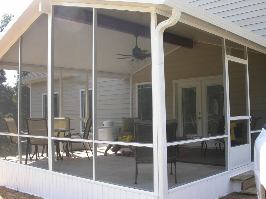 Screen rooms and sunrooms Abc Windows and more
