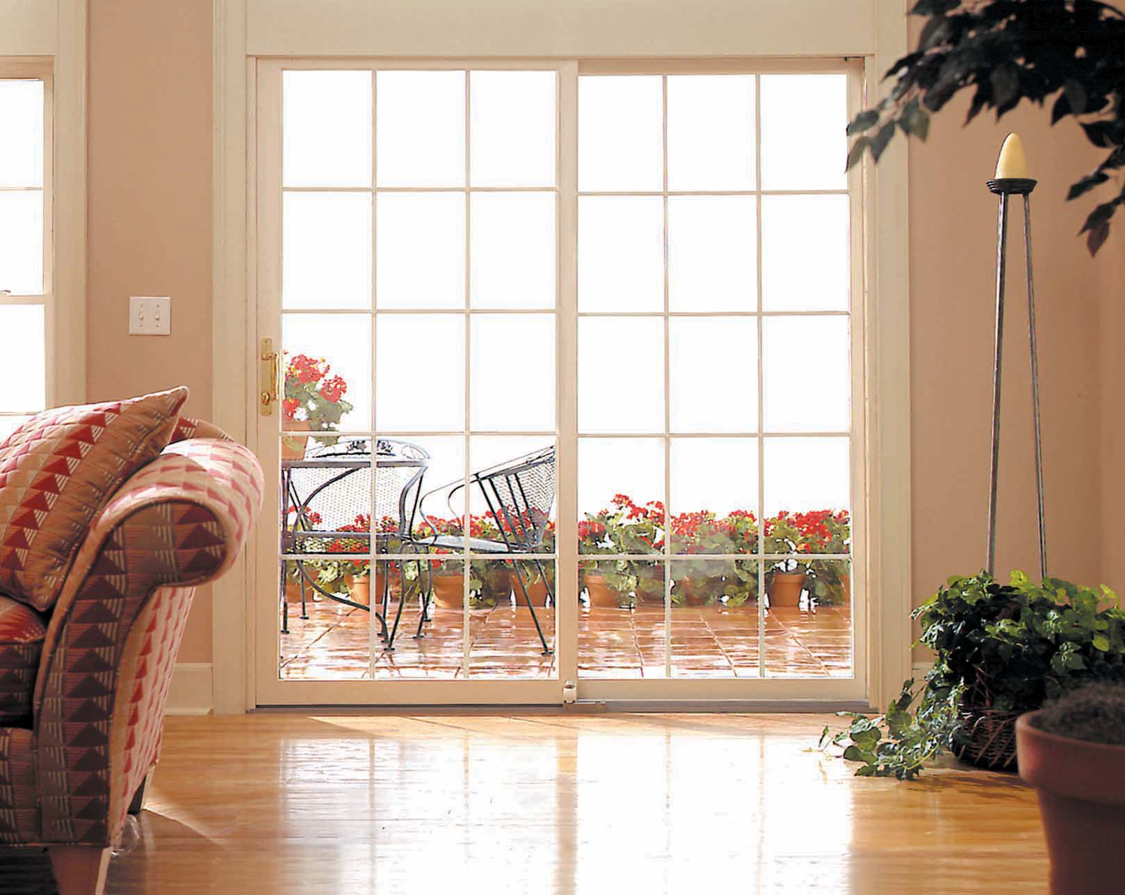 Vinyl Patio Doors And French Doors Abc Windows And More