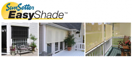 Sunsetter Retractable Awning Abc Windows And More