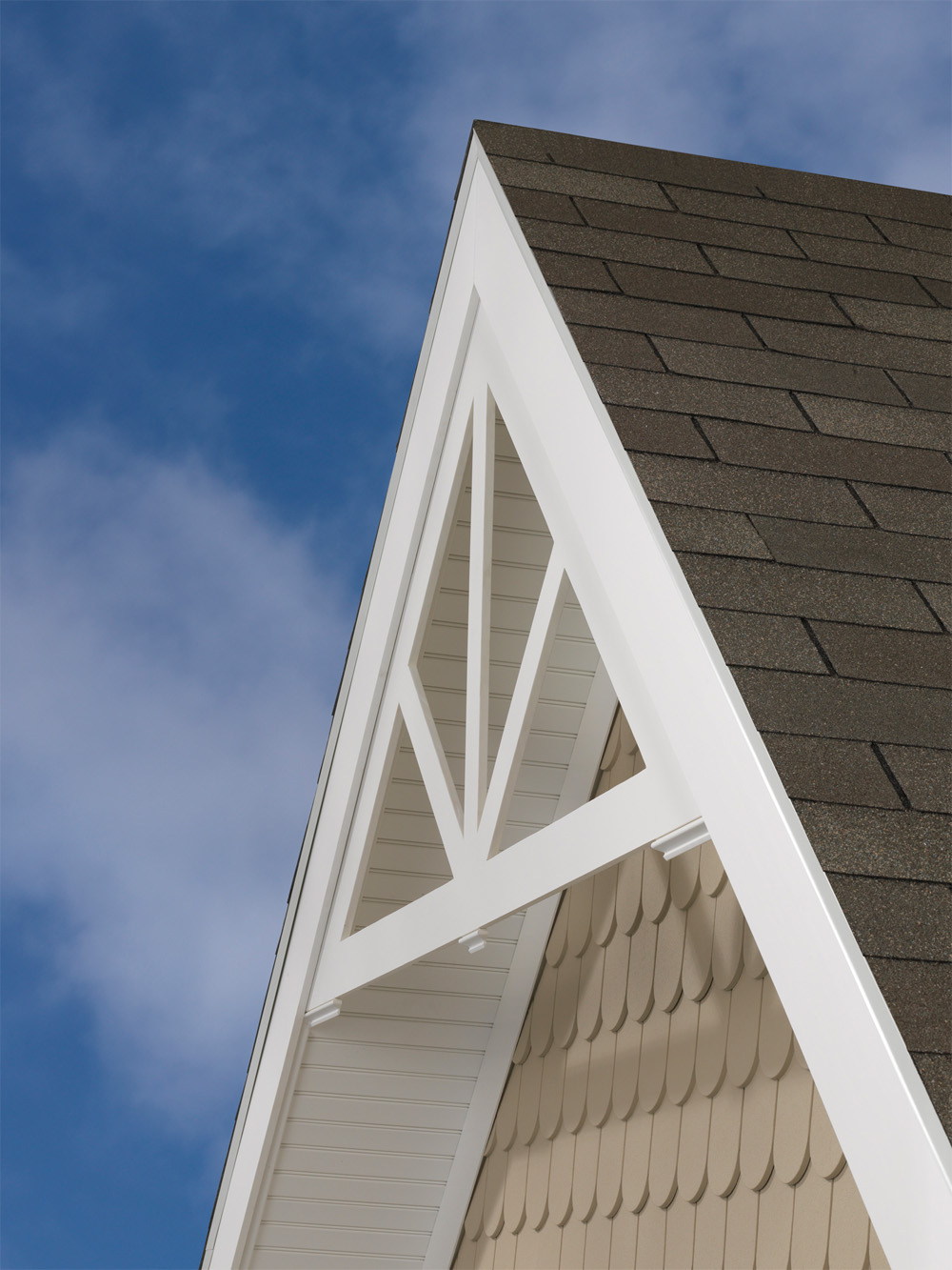 low-maintenance vinyl siding - Siding - Lap Siding - Vertical Siding - Shakes and Shingles