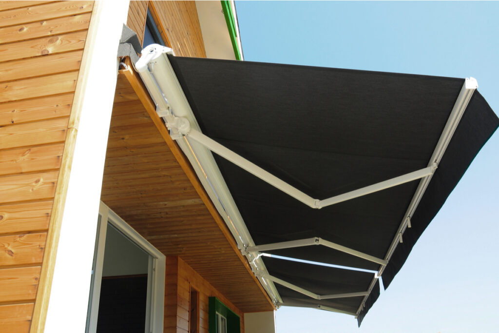 ABC and Sunsetter Retractable Awnings